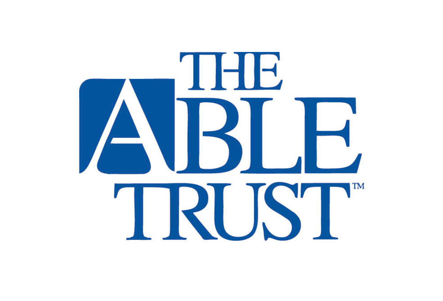 The Able Trust logo