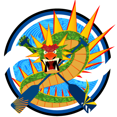 Lighthouse Dragon Boat Sundragons Logo