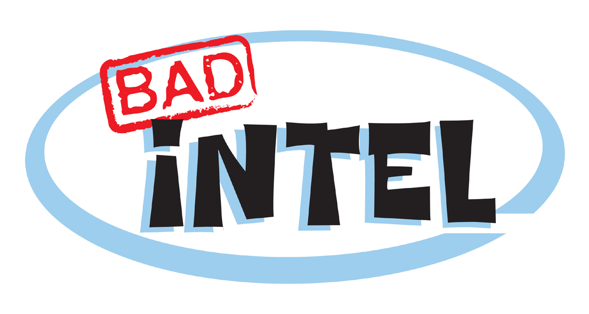 Bad Intel Band Logo